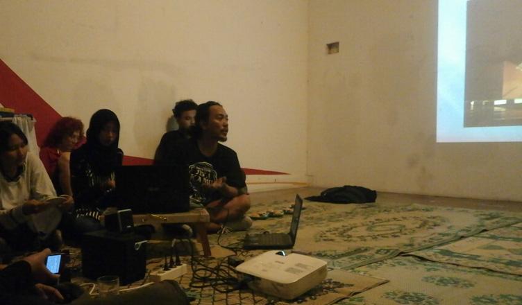 Seni dan Aktivisme Sosial 2-JMR2016