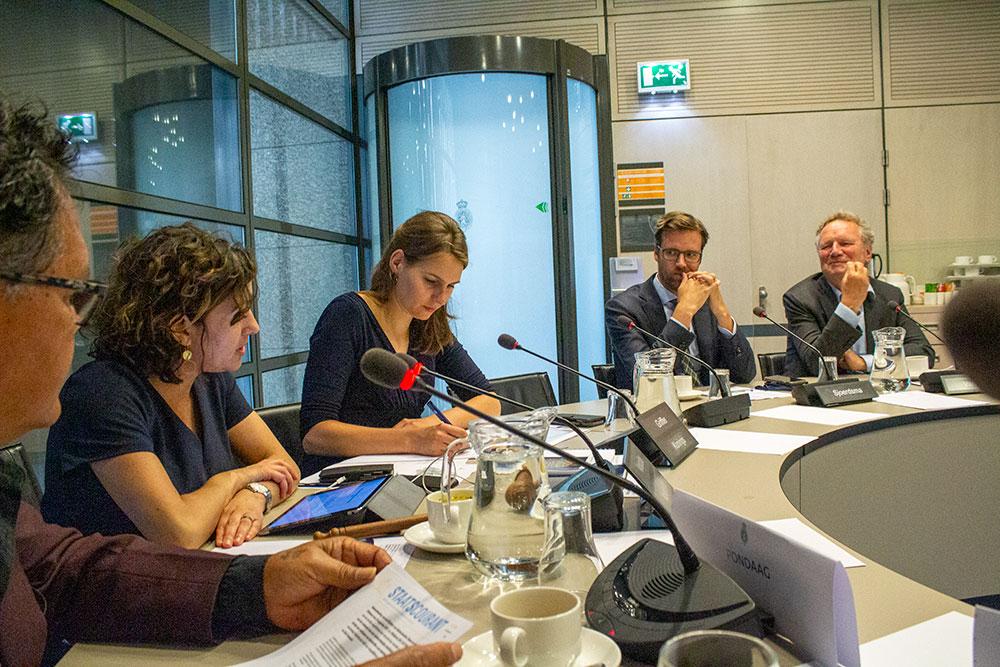 Pertemuan para korban dengan komisi urusan luar negeri Belanda2_MVP
